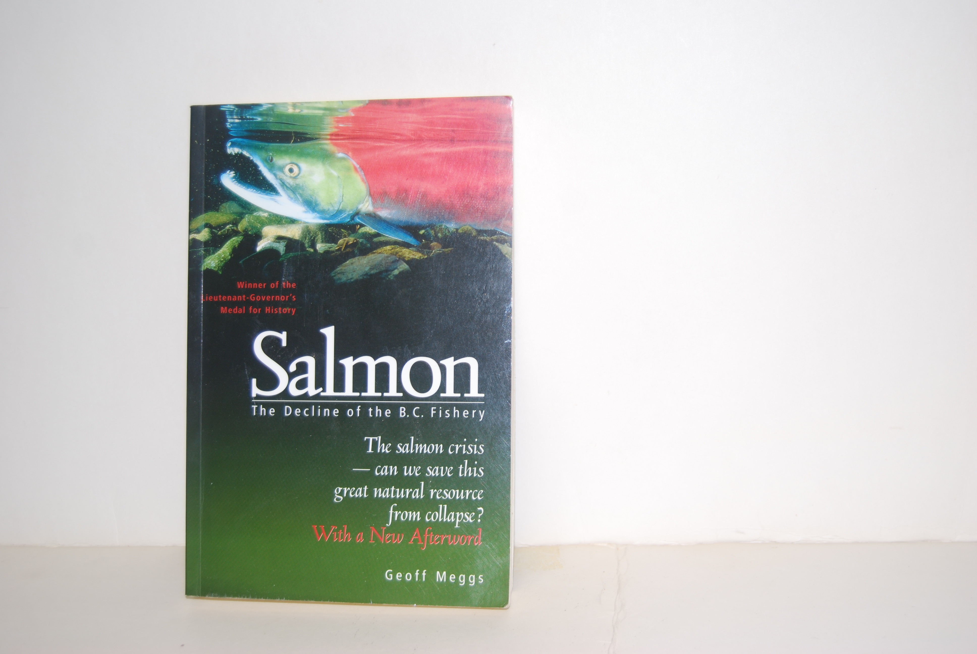Image for  SALMON. The Decline of the British Columbia Fishery.