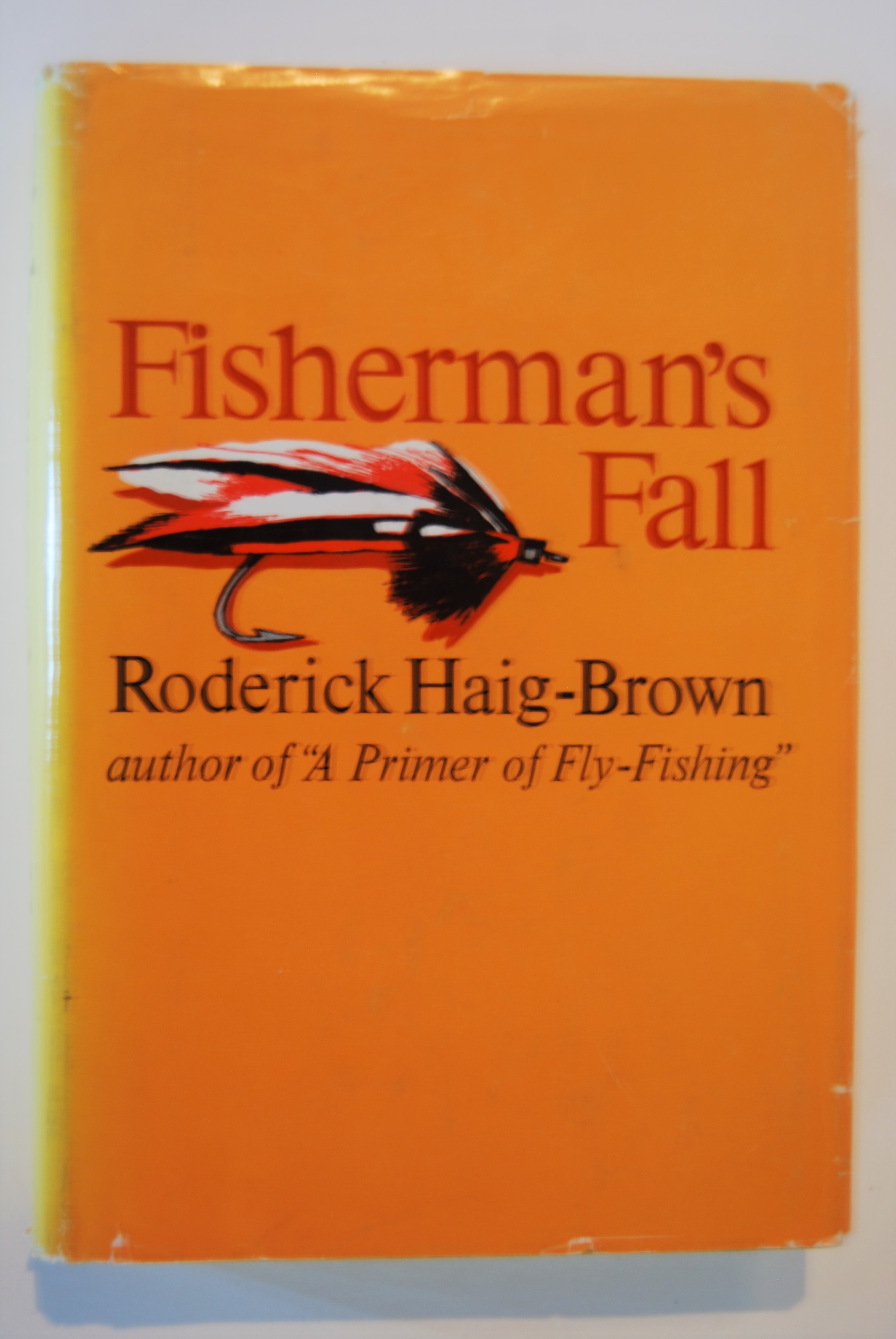 Image for FISHERMAN'S FALL.  8vo.  NY: William Morrow & Co. viii + 279 p.  1964 1st Ed.