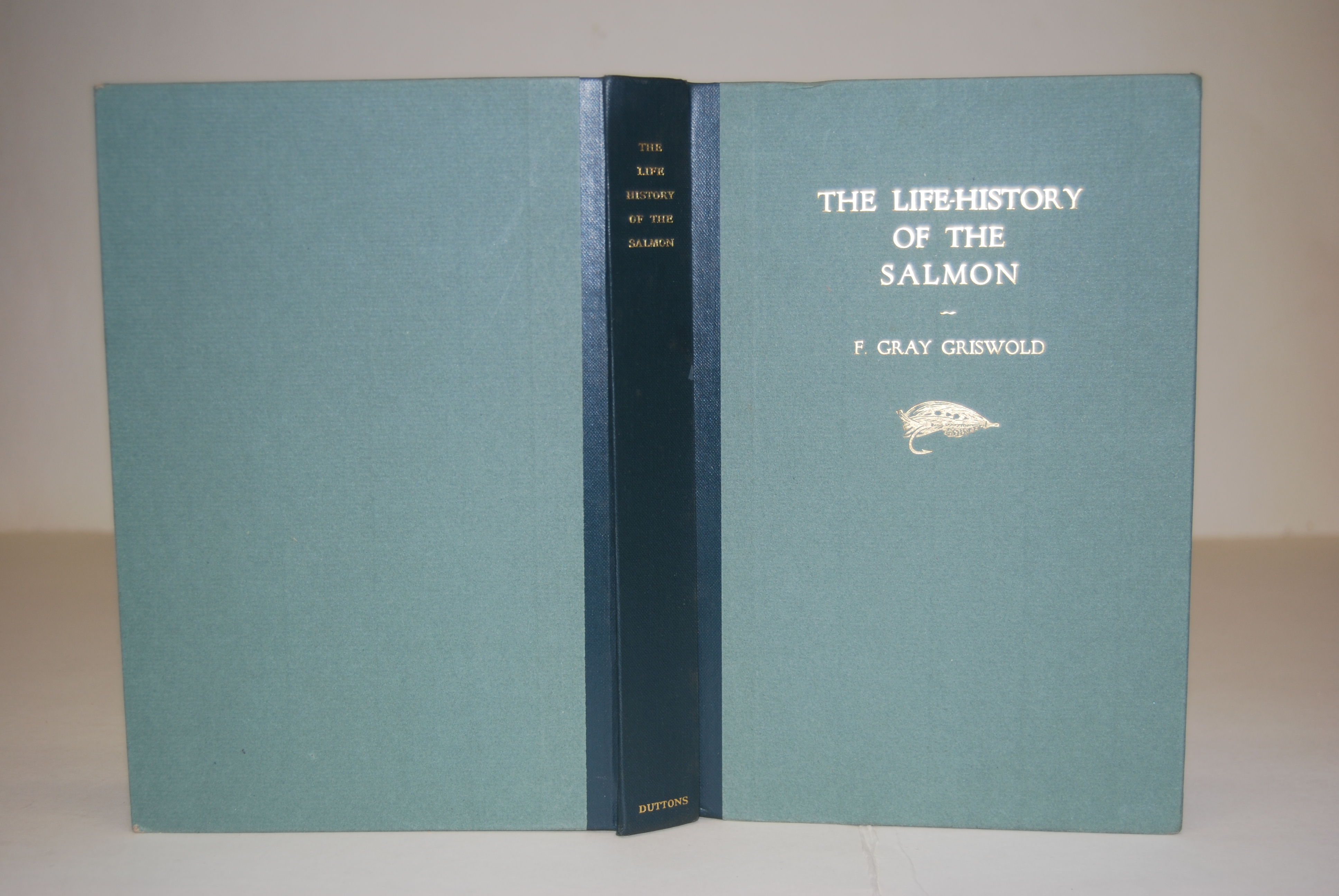Image for THE LIFE-HISTORY OF THE ATLANTIC AND PACIFIC SALMON OF CANADA.