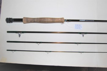 "Image for 9'6"" SAGE Graphite III GFL 896-4 RPLB #8.  4/1 Kit Rod."