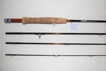"Image for 9'0"" SAGE Graphite III GFL 690-4 RPLB #6. 4/1. Kit Rod."