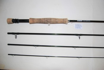 "Image for  9'6"" SAGE  XP 896-4 Graphite IIIe B. #8. 4/1. Kit Rod."